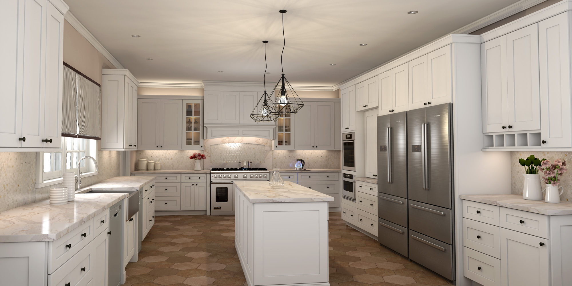 Kitchen interior Design Brooklyn