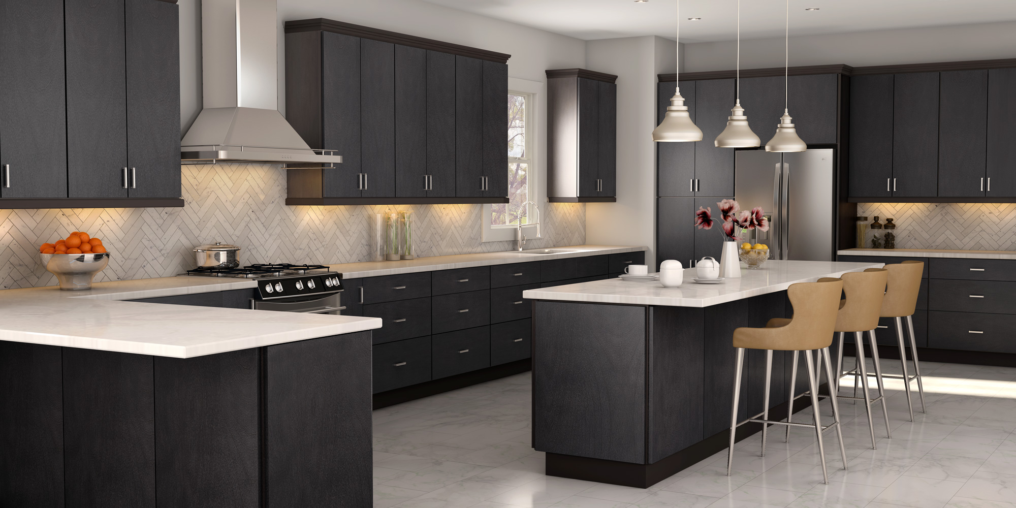 Stylish Kitchen Remodeling Brooklyn