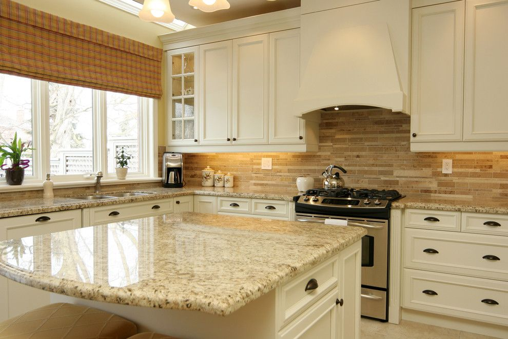 Stylish Kitchen Stone Project