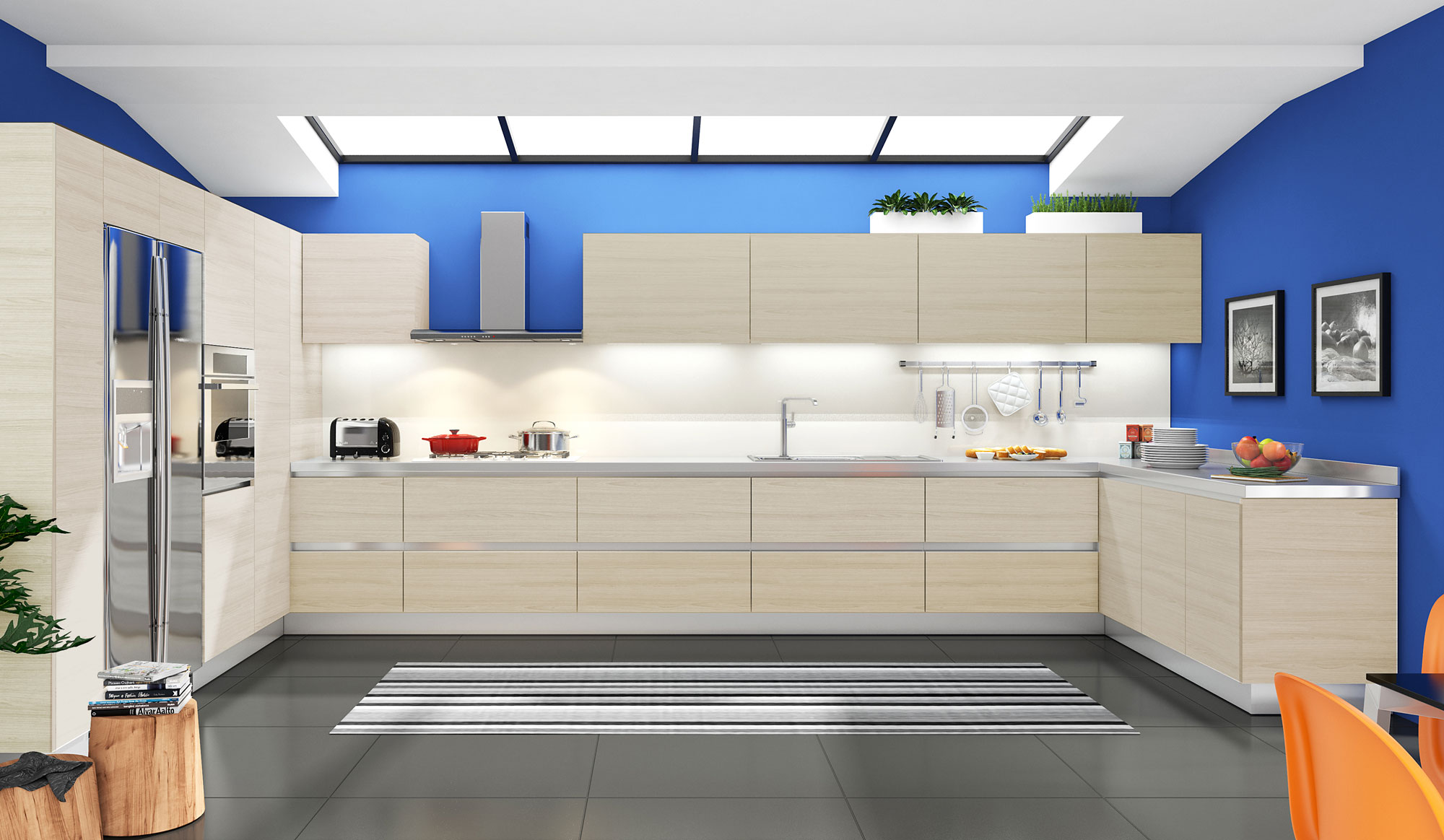Italian And European Kitchen Cabinets In Brooklyn Dna Kitchens